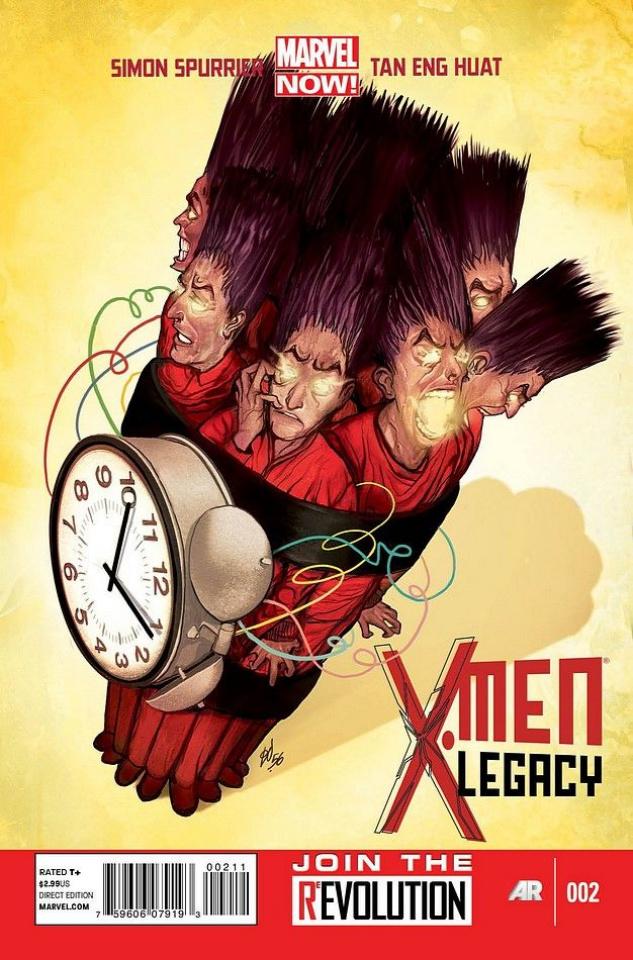 X-Men Legacy #2