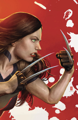 X-23 #1 (Choi Virgin Cover)