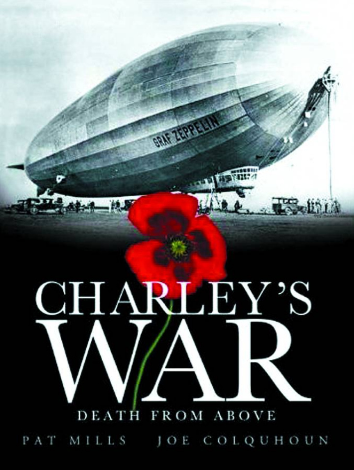 Charley's War Vol. 9: Death From Above