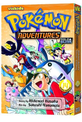 Pokémon Adventures Vol. 14
