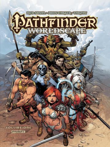 Pathfinder: Worldscape Vol. 1