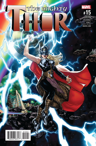 The Mighty Thor #15 (Sook Cover)