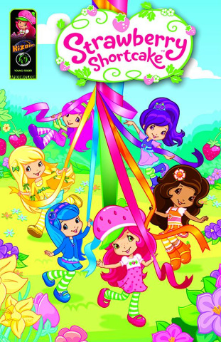 Strawberry Shortcake Vol. 3: Field Day & Other Stories