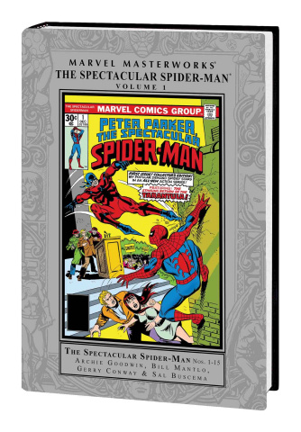 The Spectacular Spider-Man Vol. 1 (Marvel Masterworks)