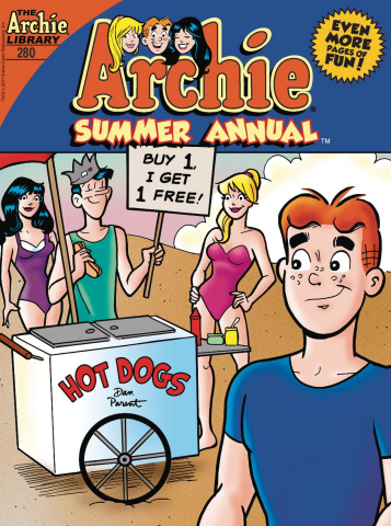 Archie Summer Annual Digest #280