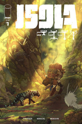 Isola #1 (Cover B)