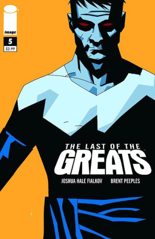 The Last of the Greats #5 (Smith Cover)