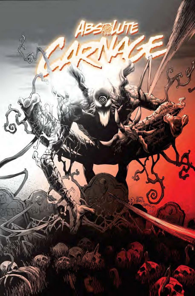 Absolute Carnage #1 (Stegman Premiere Cover)