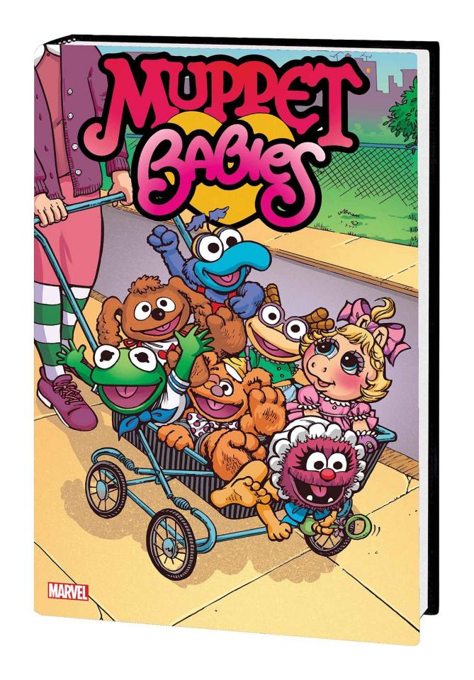 Muppet Babies (Omnibus)
