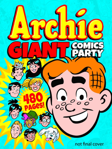 Archie Giant Comics Party