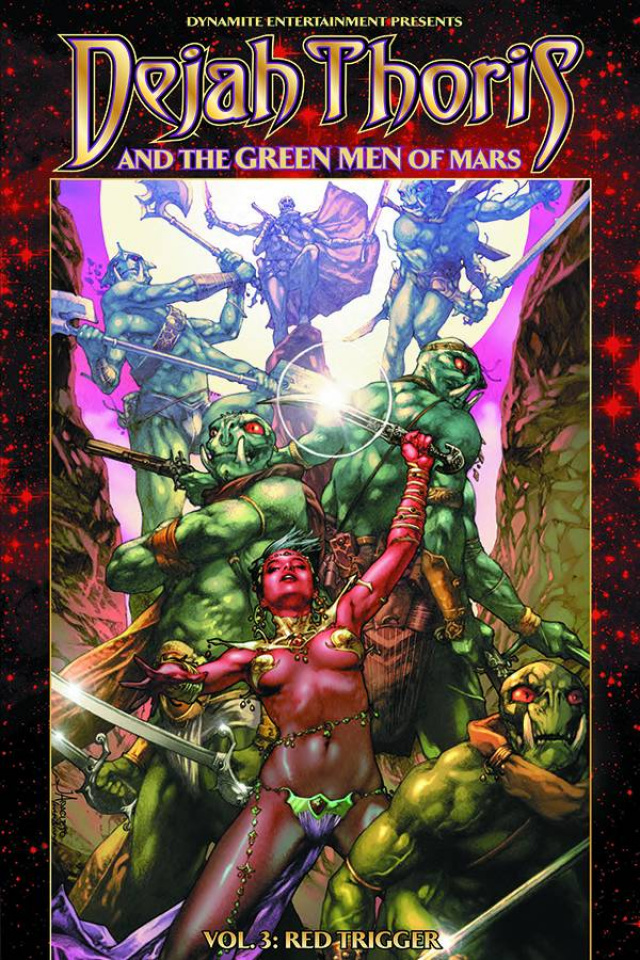 Dejah Thoris & The Green Men of Mars Vol. 3