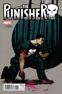 The Punisher #7 (Shirahama Cover)