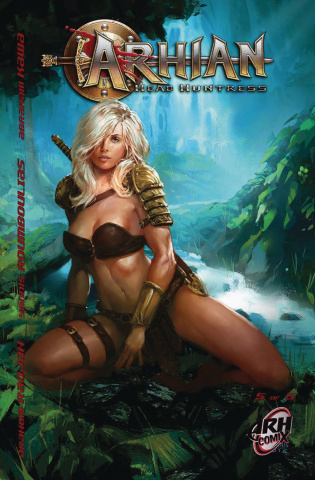 Arhian: Head Huntress #5