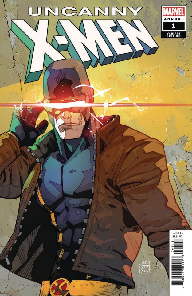 Uncanny X-Men Annual #1 (Petrovich Cover)