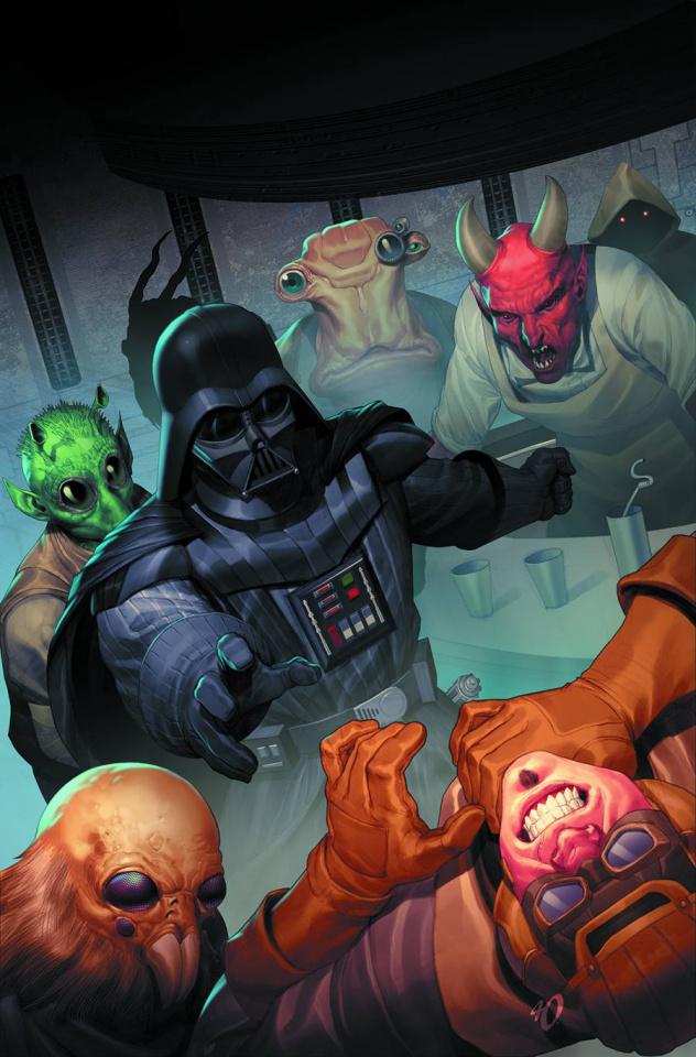 Star Wars: Darth Vader & The Ninth Assassin #3