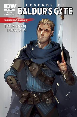 Dungeons & Dragons: Legends of Baldur's Gate #3
