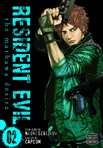 Resident Evil: The Marhawa Desire Vol. 2