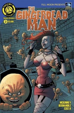 The Gingerdead Man #2 (Rios Cover)