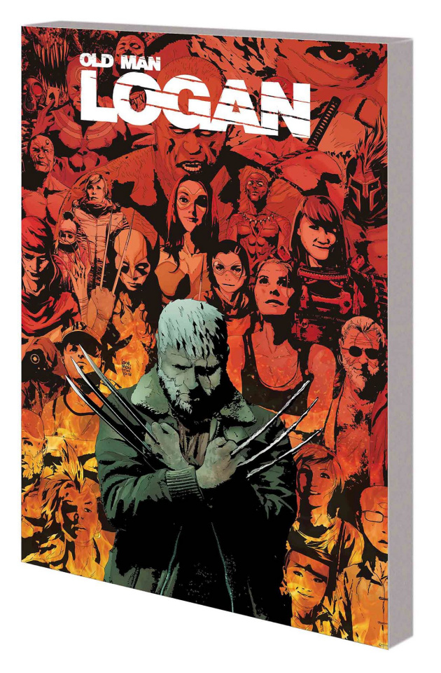 Old Man Logan Vol. 10: End of the World