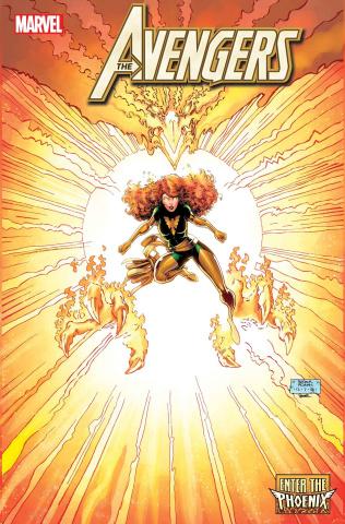 Avengers #40 (Art Adams Hidden Gem Cover)