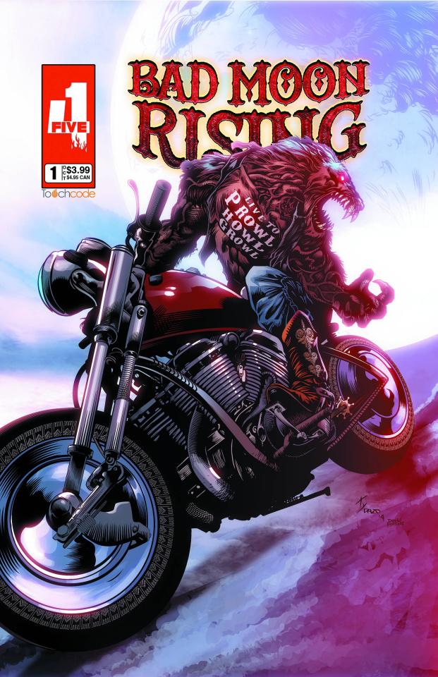 Bad Moon Rising #1