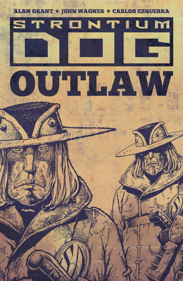 Strontium Dog: Outlaw