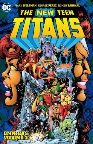 The New Teen Titans Vol. 2 (Omnibus)