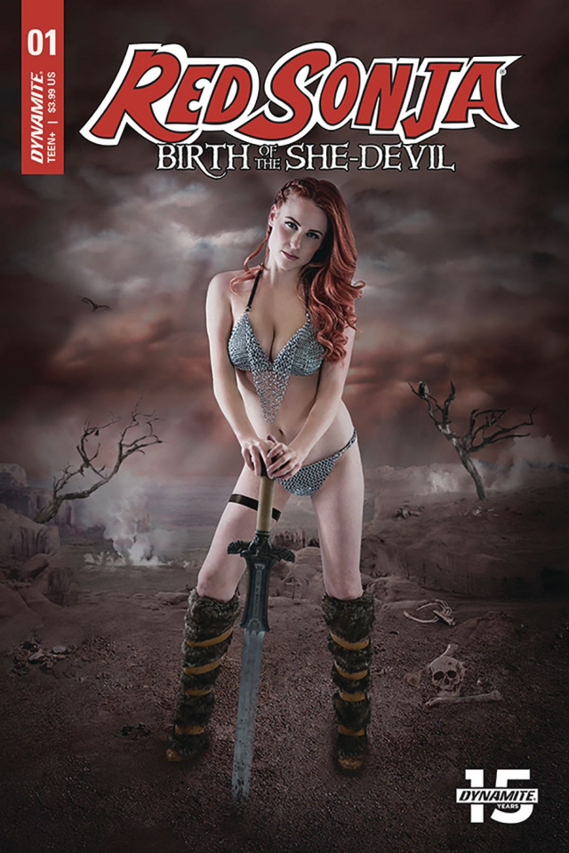 Red Sonja: Birth of the She Devil #1 (Cosplay Cover)