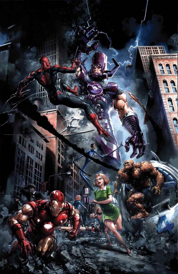 Tony Stark: Iron Man #13 (Crain Marvels 25th Anniversary Tribute)