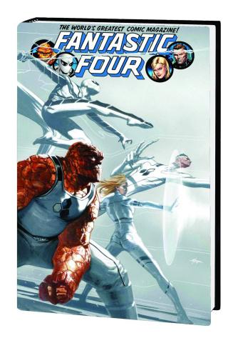 Fantastic Four by Hickman Vol. 2 (Omnibus)