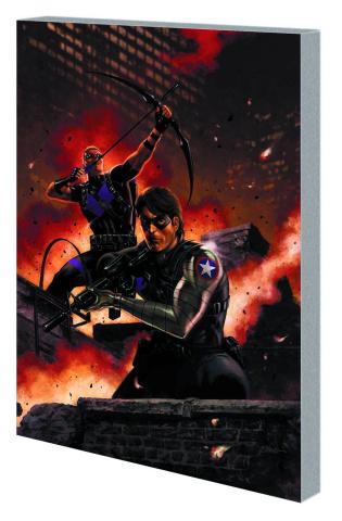 Winter Soldier Vol. 3: The Black Widow Hunt