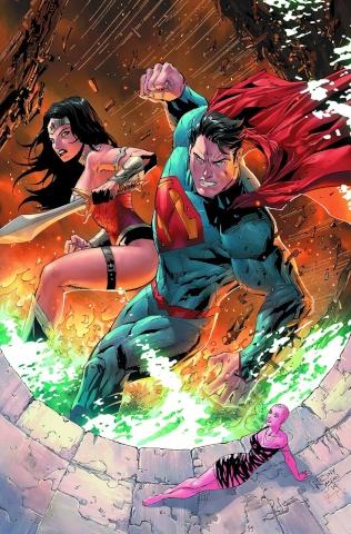 Superman / Wonder Woman #12 (Doomed)
