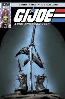 G.I. Joe: A Real American Hero #215