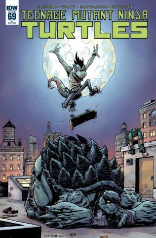 Teenage Mutant Ninja Turtles #69 (10 Copy Cover)