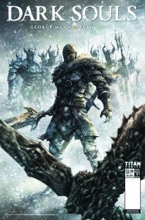 Dark Souls: Winter's Spite #1 (Quah Comics)