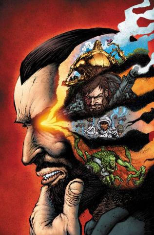 Imperium #13 (10 Copy Lee Cover)