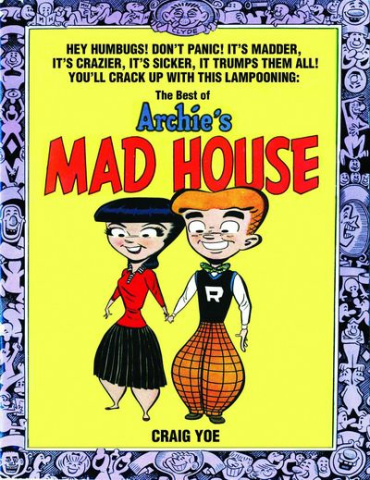 Archie's Mad House Vol. 1