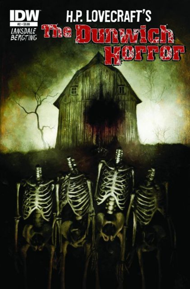 H.P. Lovecraft's The Dunwich Horror #2