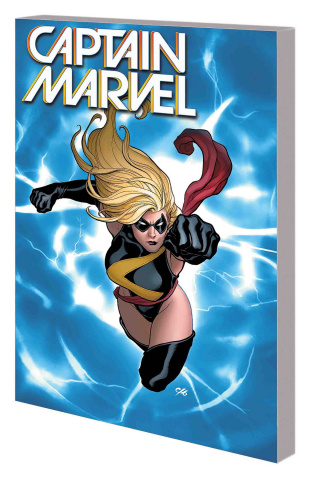 Captain Marvel: Carol Danvers Vol. 1: The Ms. Marvel Years