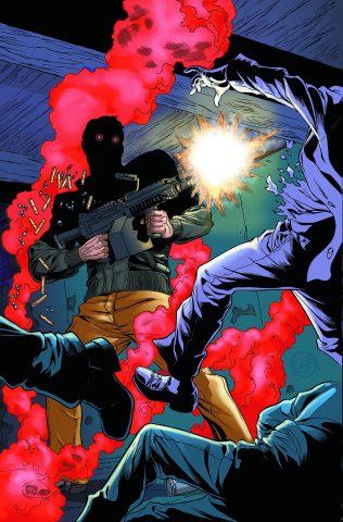 The Terminator: The Enemy of My Enemy #1