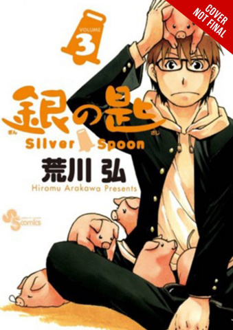 Silver Spoon Vol. 3