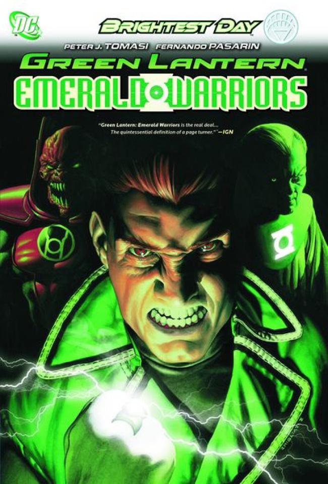 Green Lantern: Emerald Warriors Vol. 1