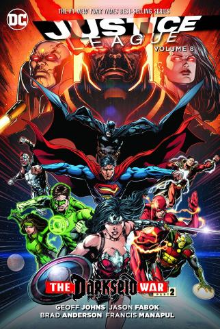 Justice League Vol. 8: The Darkseid War, Part 2