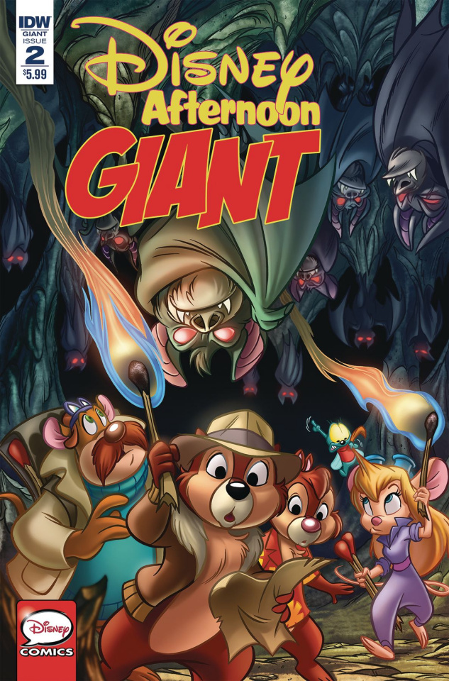 Disney Afternoon: Giant #2