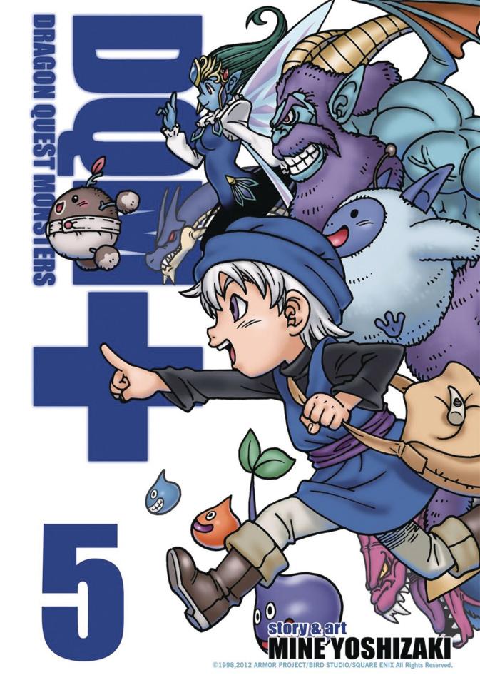 Dragon Quest: Monsters Plus Vol. 5