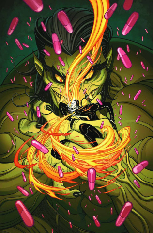 All-New Ghost Rider #3 (2nd Printing)