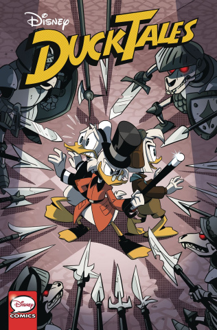 DuckTales: Mysteries & Mallards