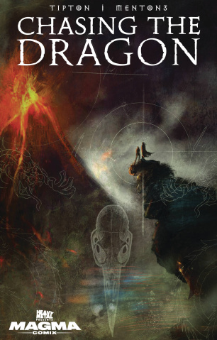 Chasing the Dragon #2 (Menton3 Cover)