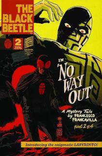 The Black Beetle #2