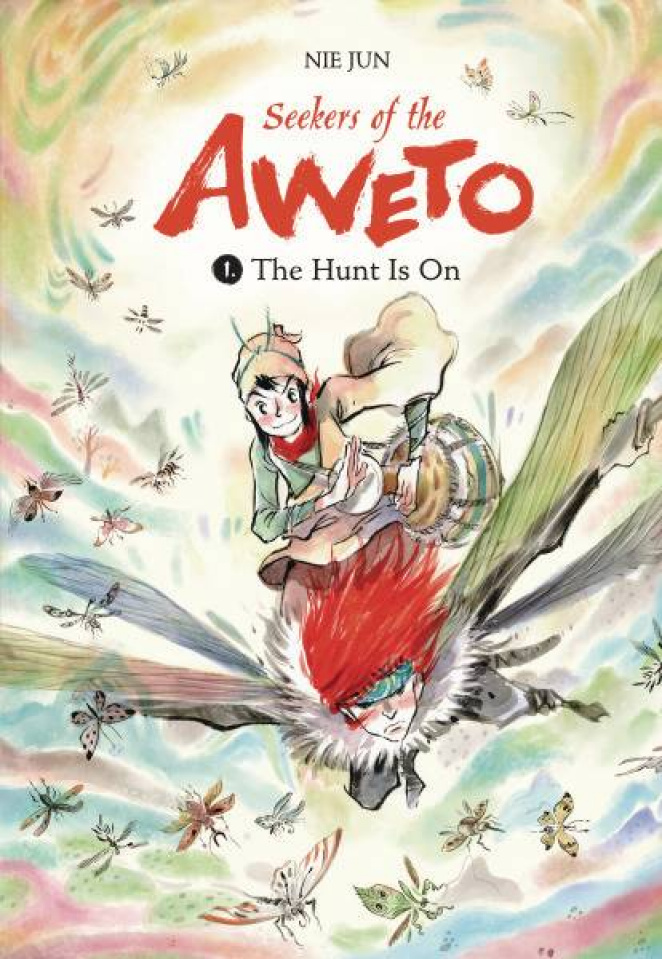 Seekers of the Aweto Vol. 1: The Hunt Is On
